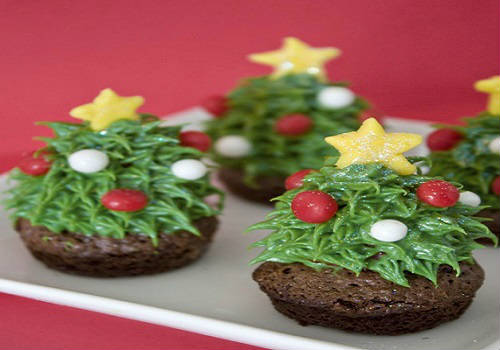 Related Pictures decorated brownie bites